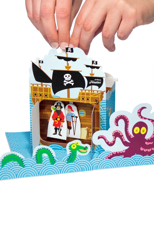 Printable pirate paper