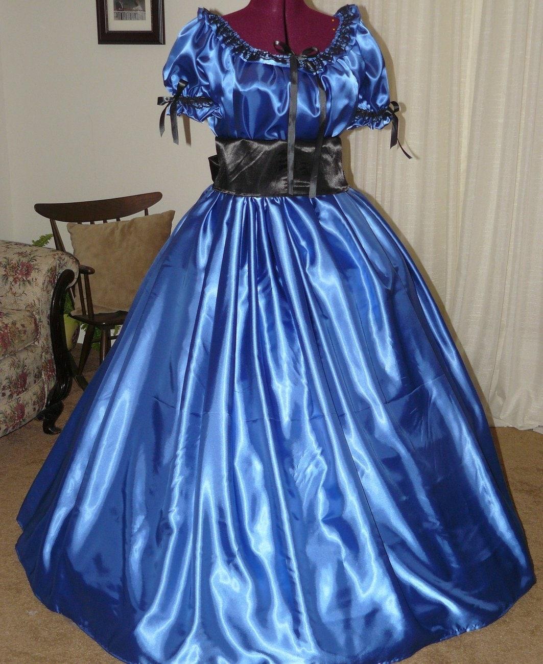 Civil War Ball Gowns For Reenactments 69