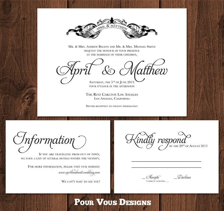 sample rsvp wedding cards allkdramas tk
