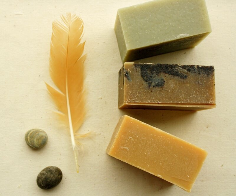 Soap Gift for Guys // Men, Beer Soap, Handmade Soap, Cold Process Soap, Vegan Soap, All Natural Soap, Gift for Dudes, Father's Day - sweetpinesoaps
