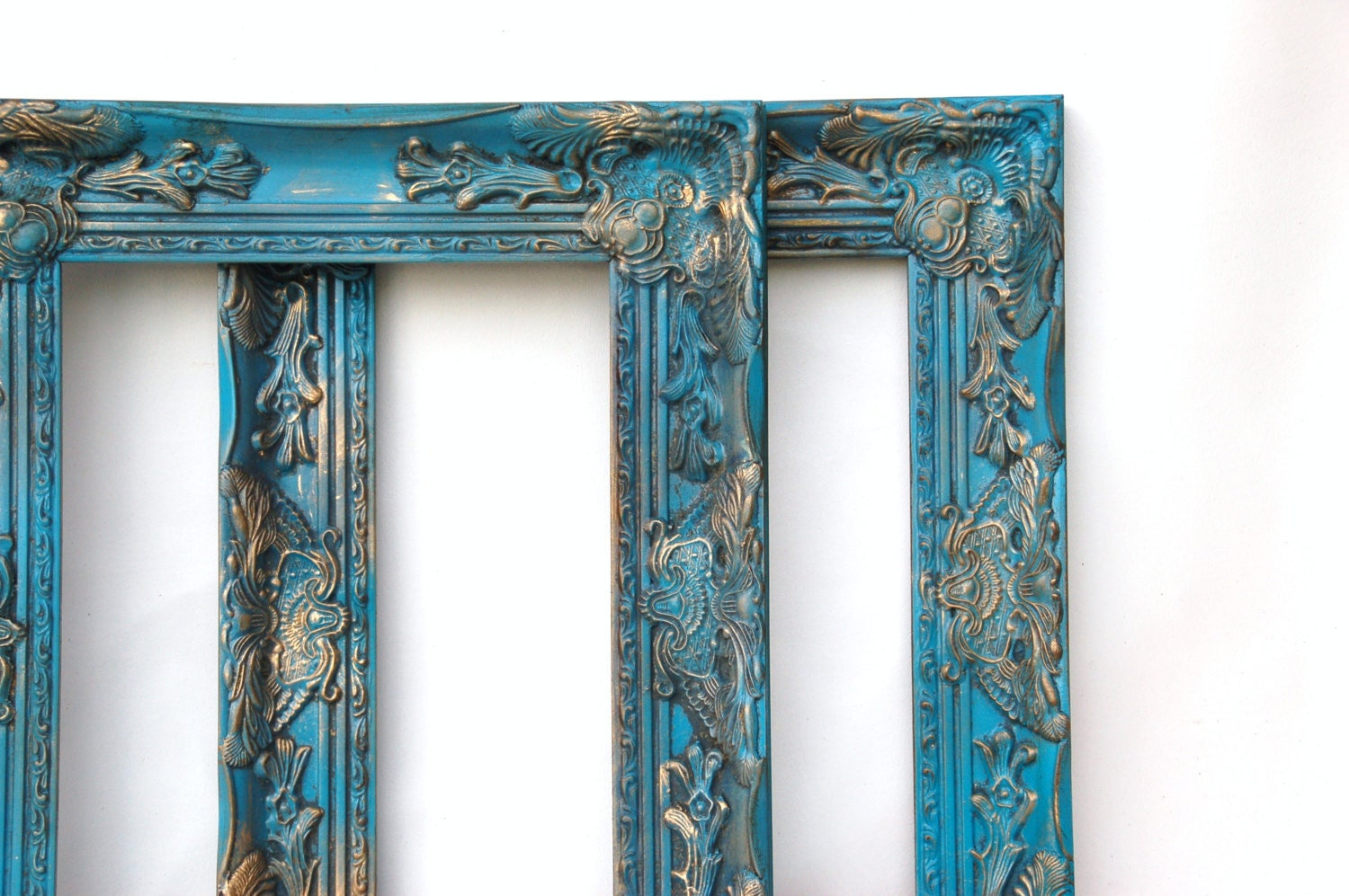turquoise picture frames  eBay