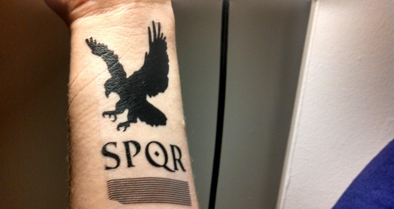 Trident Tattoo ...
