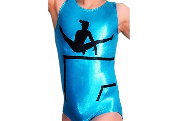 Gymnastics leotards girls mystique uneven bars by aeroleotards