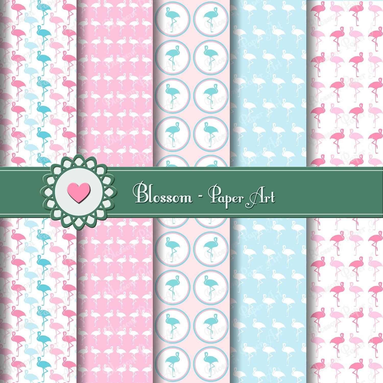 Papeles decorativos para bebes rosa y celeste por - Papeles decorativos para imprimir ...