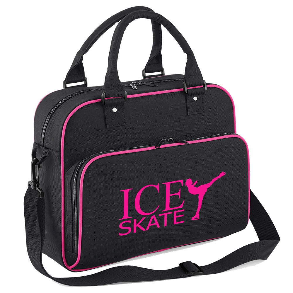 iClobber Ice Skate Dance Bag  Ice Skating Figure