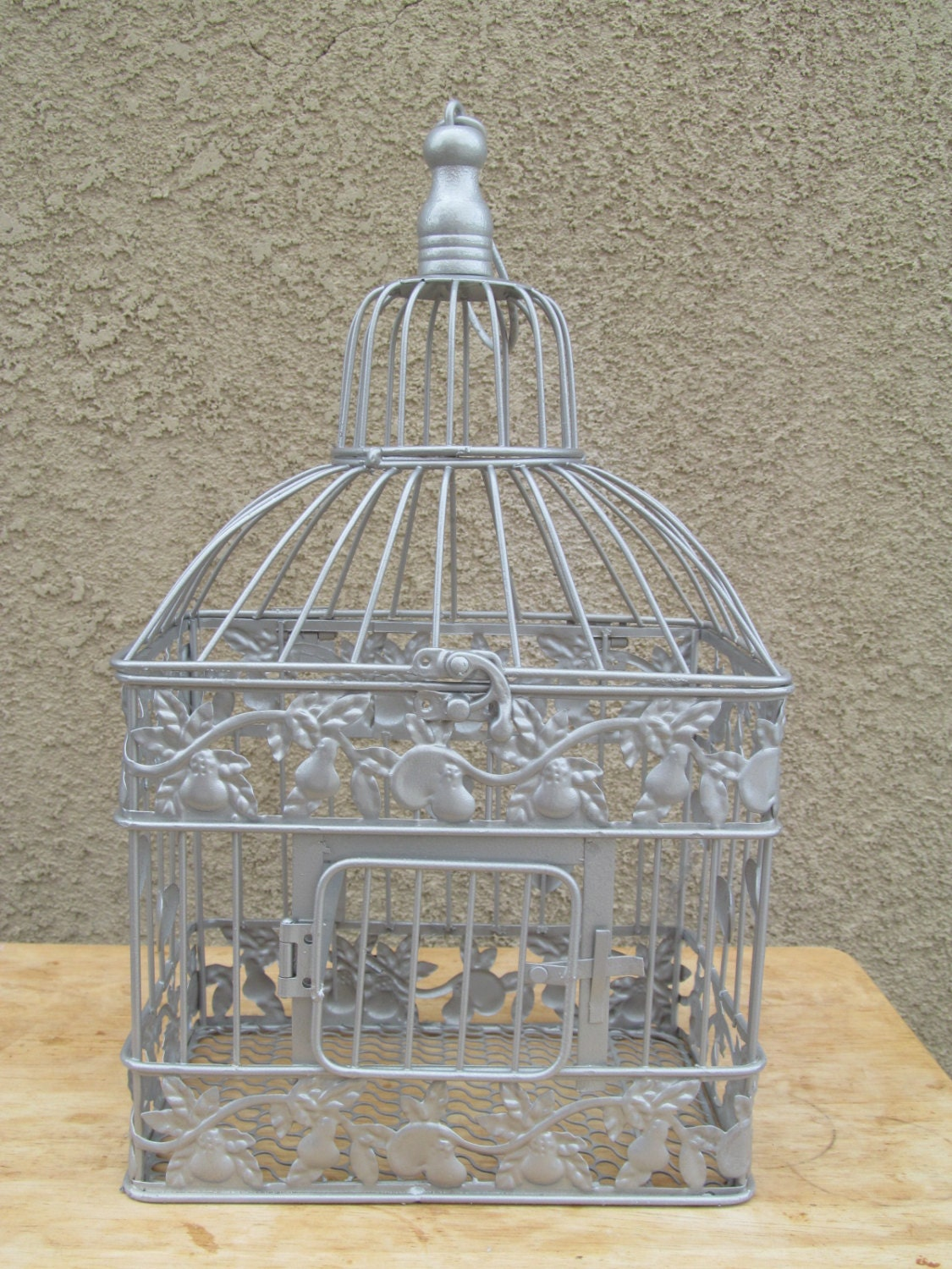 Etsy your place to buy and sell all things handmade for Petite cage a oiseaux decorative