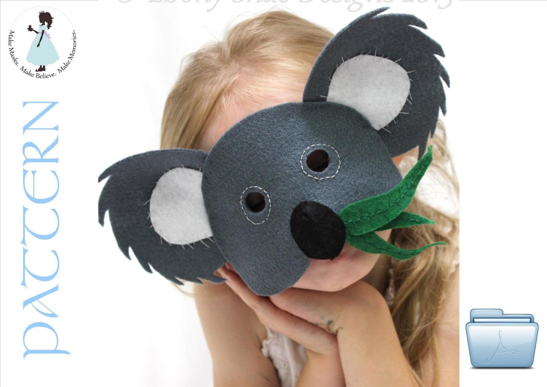 how to make koala ears headband