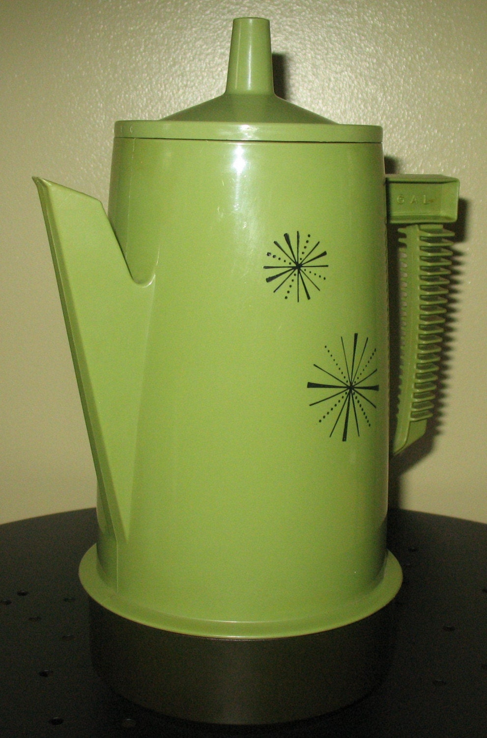 Regal Coffee Maker Instructions : VINTAGE REGAL POLY PERK COFFEE MAKER by SoKitsch on Etsy