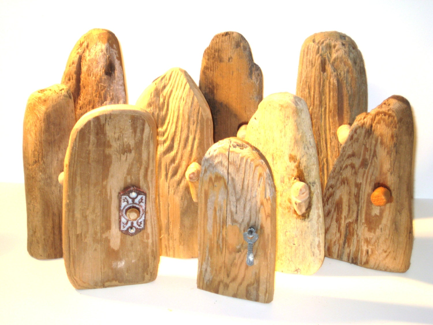 Unavailable listing on etsy for Mini fairy door
