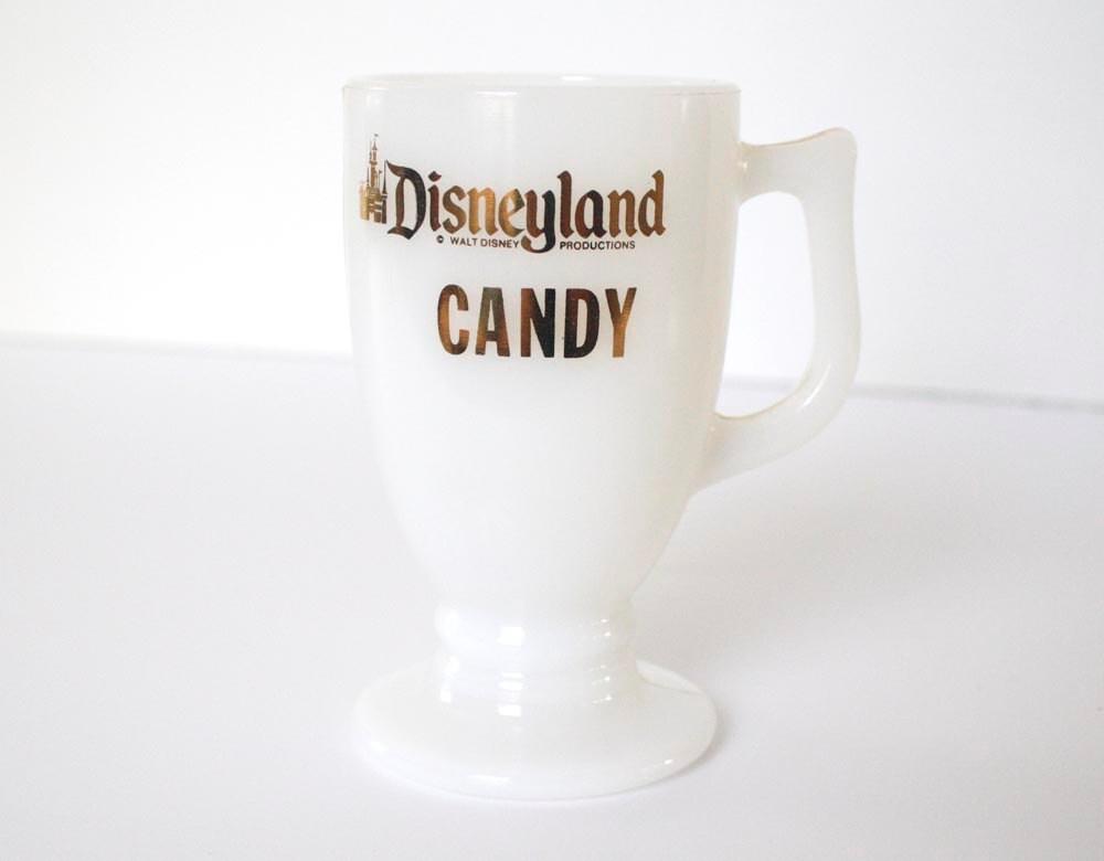 Vintage Disneyland Personalized Mug