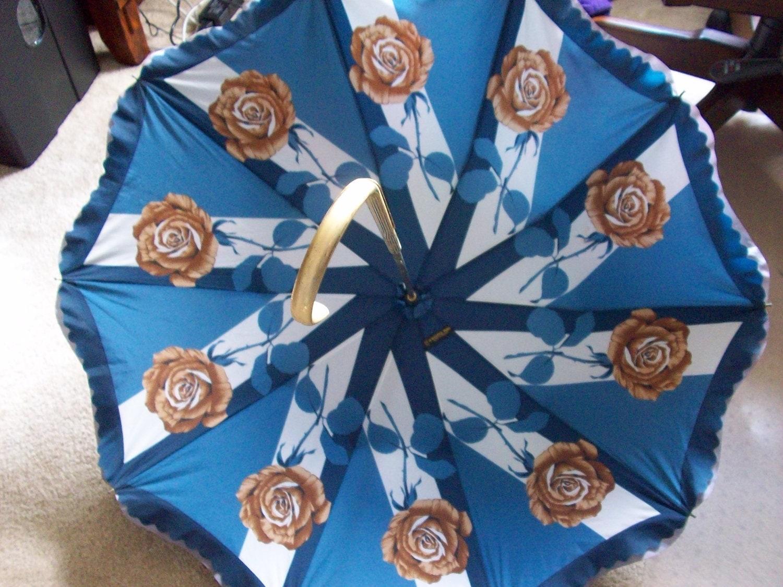 Vintage G. Gaspar Paris Umbrella - TheFrenchDahlonegan