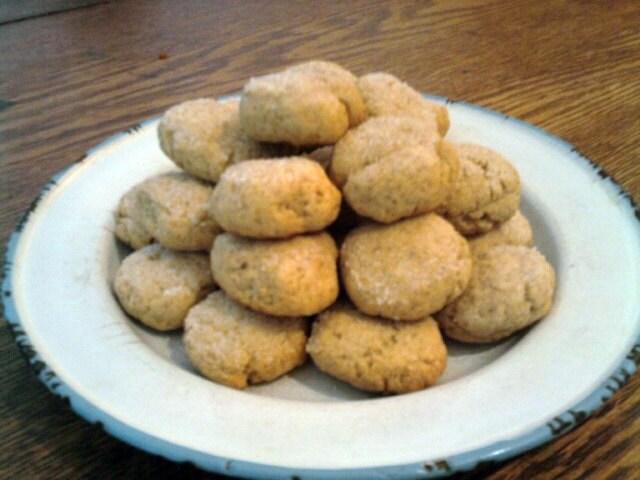 Items similar to Brown Sugar Pumpkin Spice Cookies RECIPE - EGGLESS ...