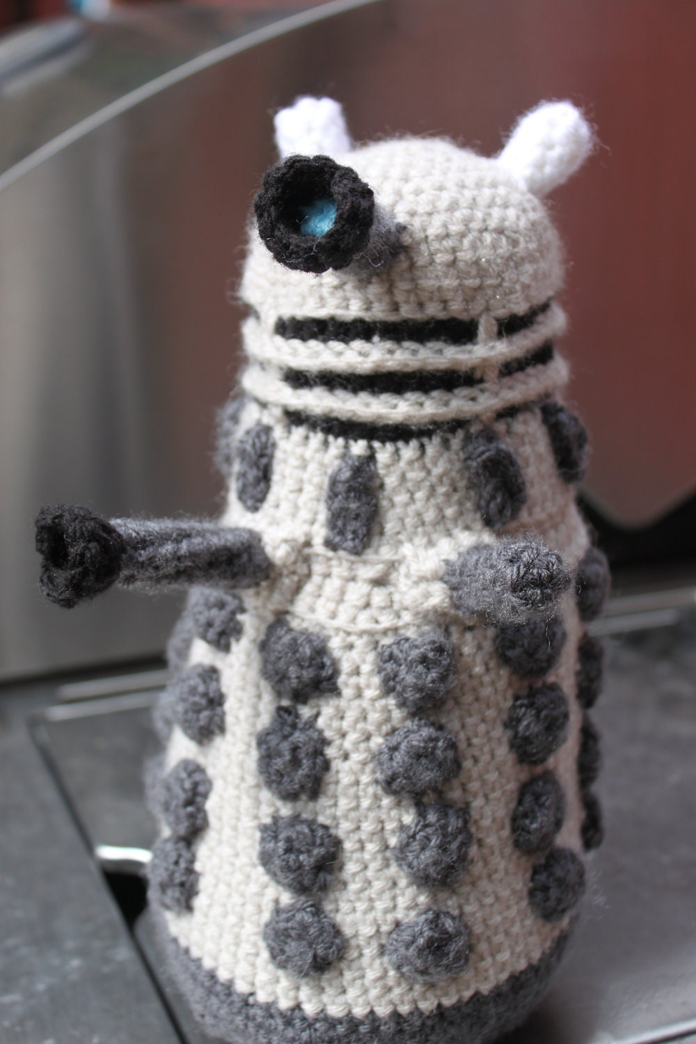 Geek Craft: The Daleks Fi & Me
