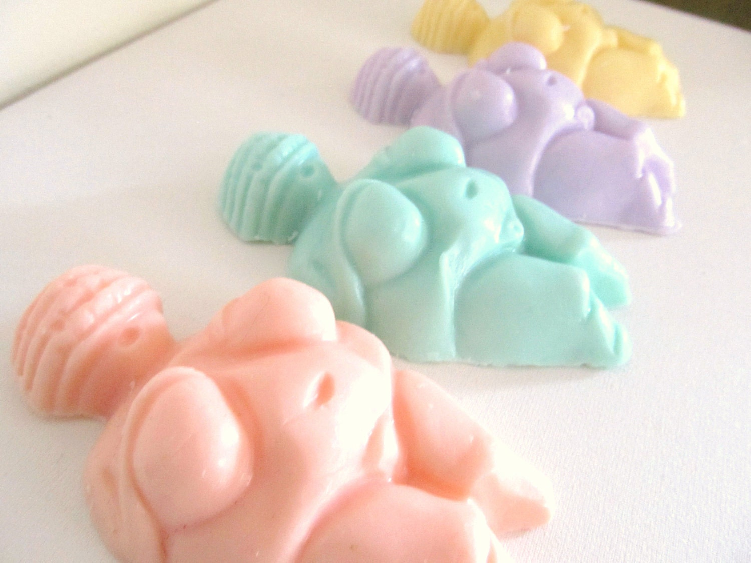 10 baby shower favors soaps gift set by kitschandfancy on etsy