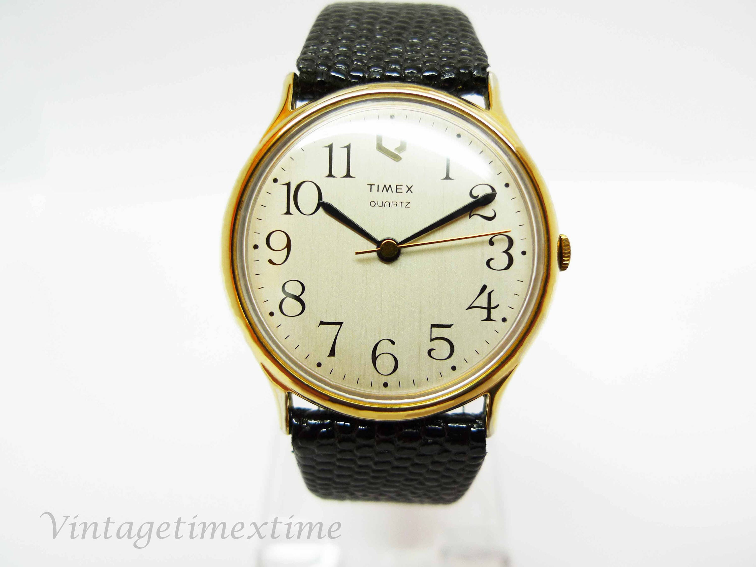 Timex 1983 Gents Quartz Watch