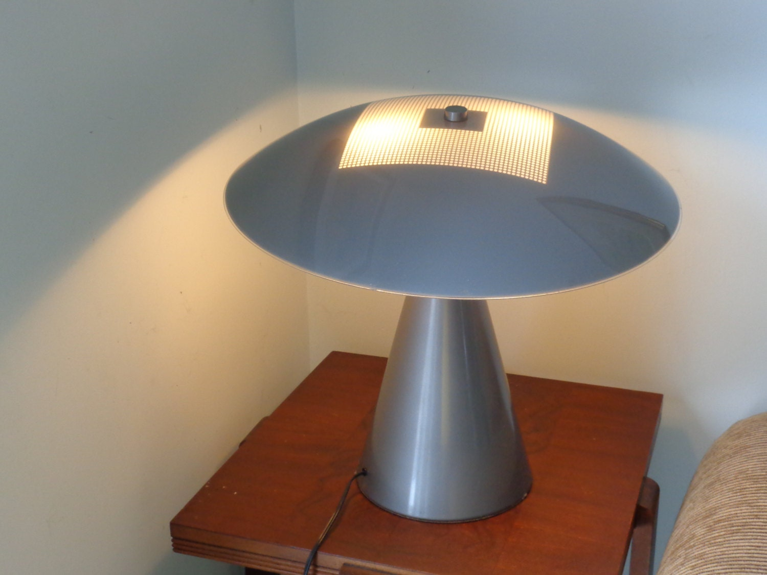 Popular items for lampe soucoupe on etsy - Lampe soucoupe volante ...