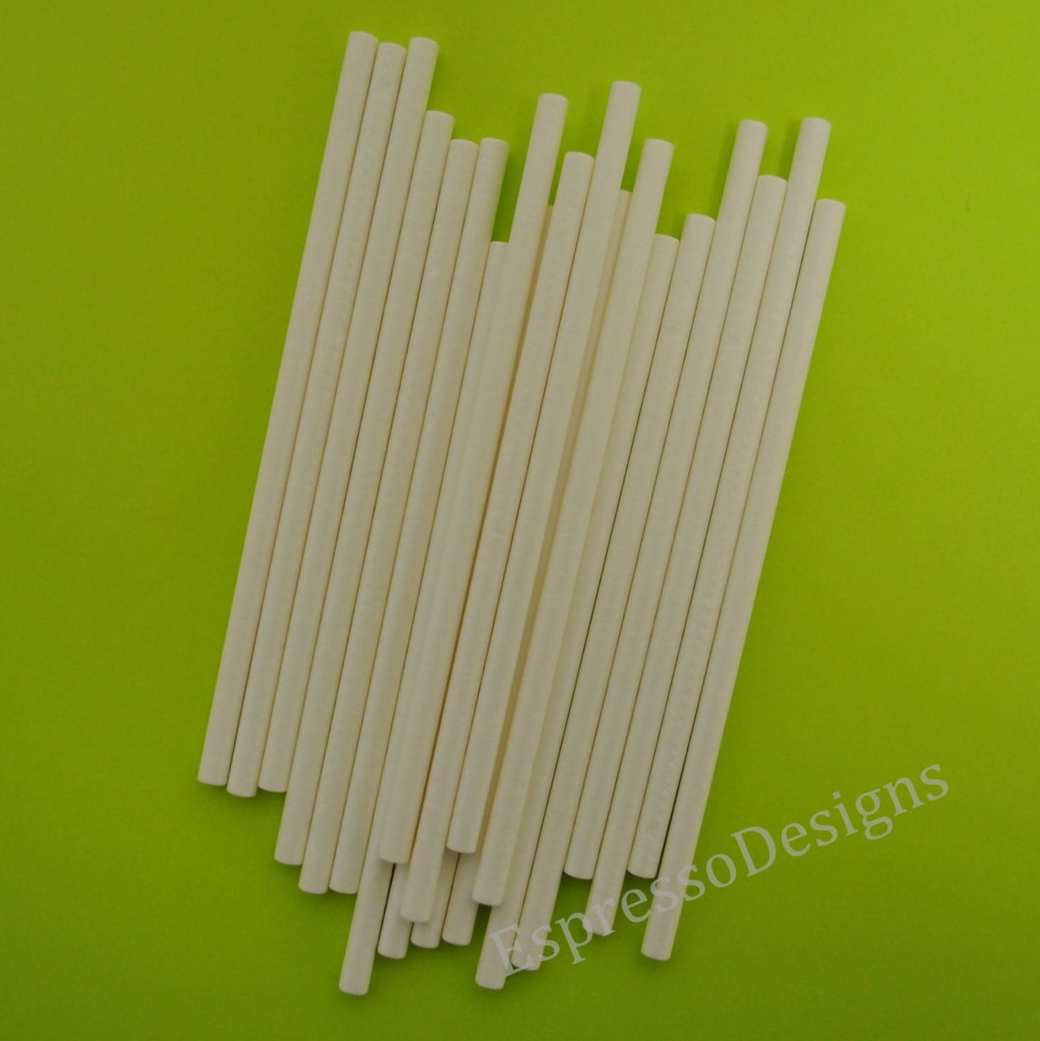 Cake Decoration Sticks : Cake Pop Lollipop Sticks 4 50ct CakePop Cupcake by FondantFlower