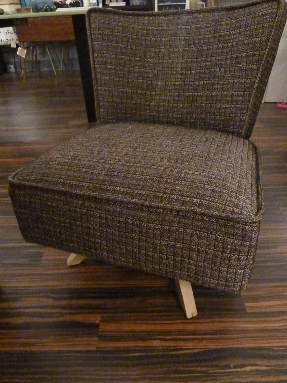 vintage kroehler chair by kismetjunk on etsy