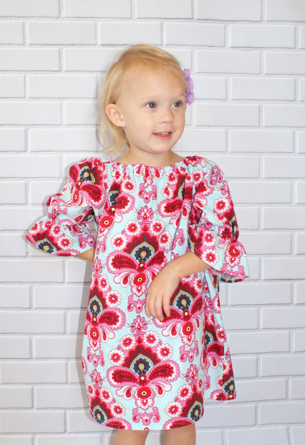 Girls Dress Sister Dress Winter Dress Toddler Baby Dress Christmas Dress Boutique Clothing By Lucky Lizzy's - LuckyLizzys