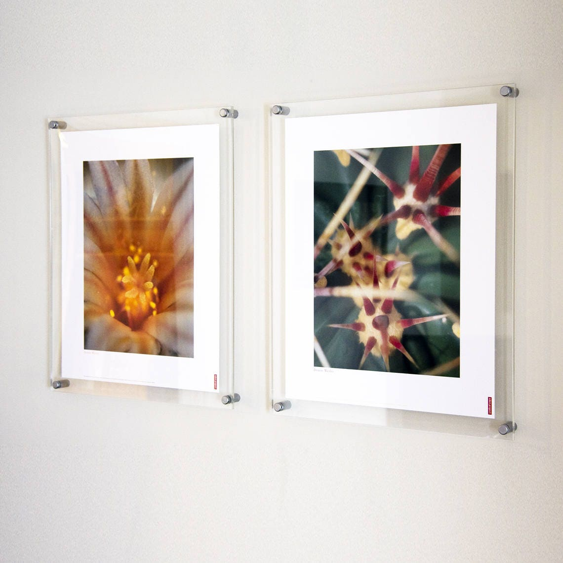 Acrylic Photo Frames  Modern Perspex Wall Mounted Picture Frames  Premium Perspex Acrylic  Manufactured in the UK