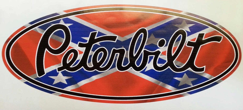 Rebel Flag Ford Logo