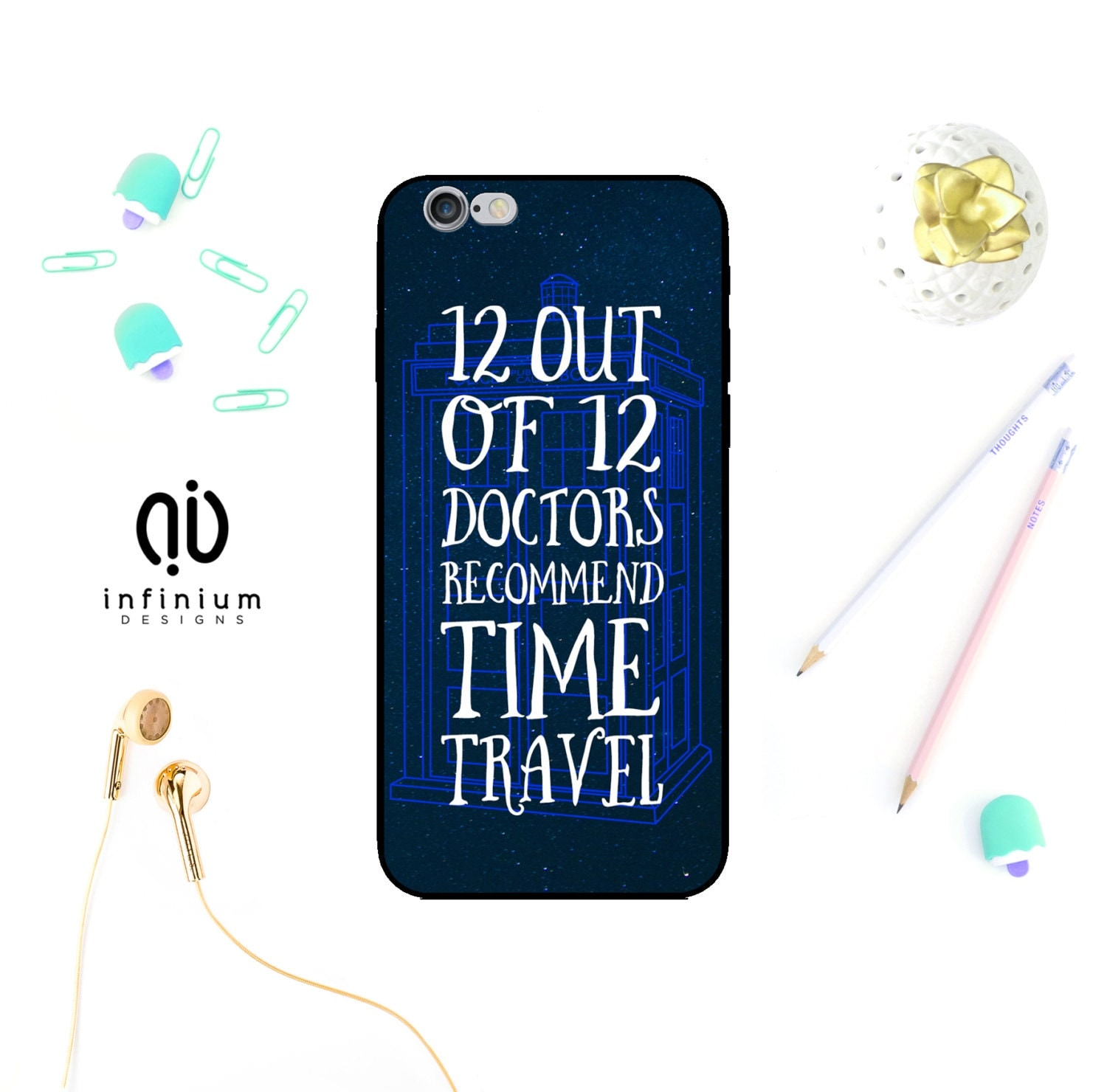 Twelve Doctors Case For iPhone 7 Samsung S8 S8 Edge S7 S7 Edge Core Prime A5 A3 Galaxy J3 J5 7 Plus iPhone 6S SE 5S  Touch 6
