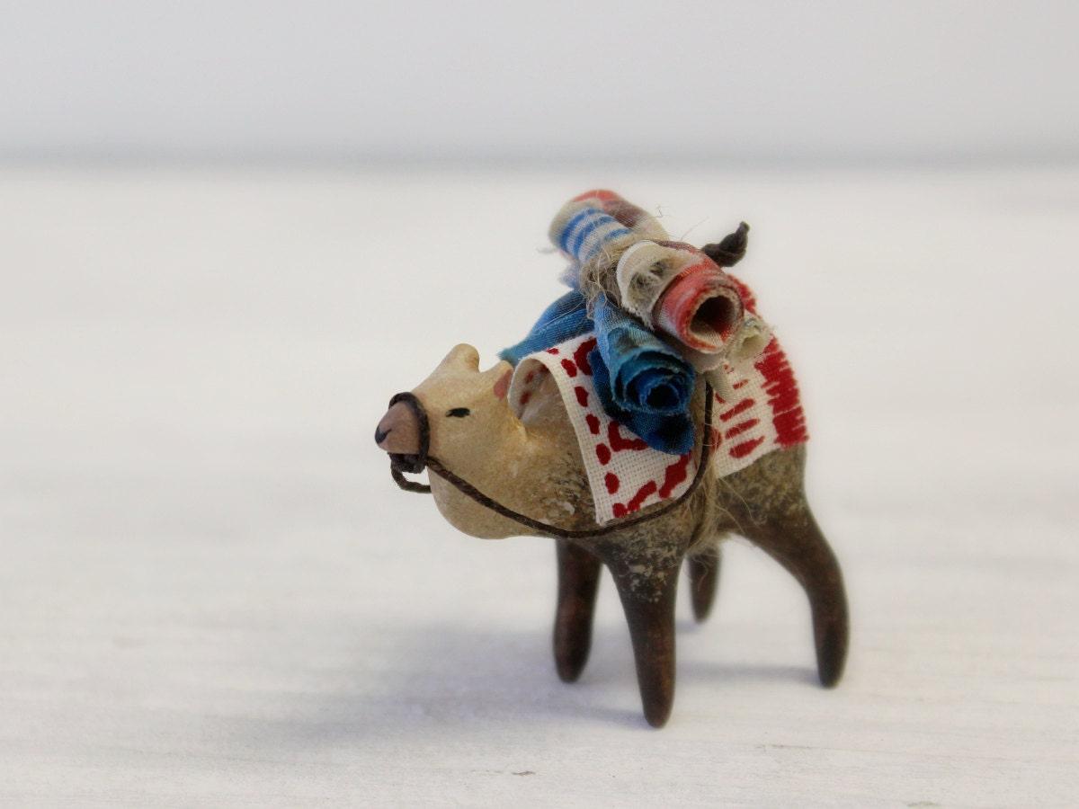 Camel totem- saffron - HandyMaiden