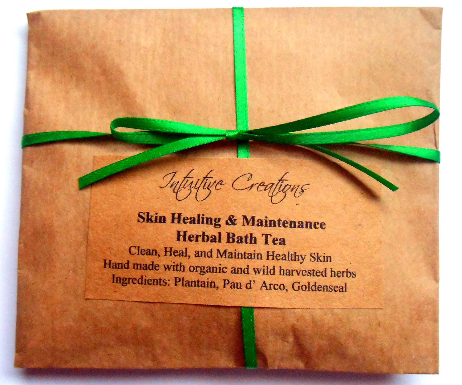 Skin Healing Herbal Bath Tea Soak
