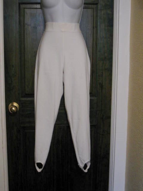Find great deals on eBay for stirrup pants. Shop with confidence.