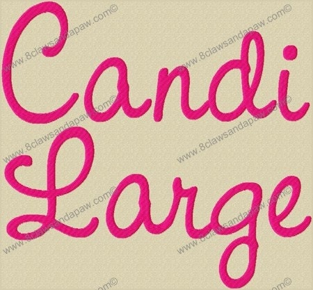 etsy machine embroidery fonts