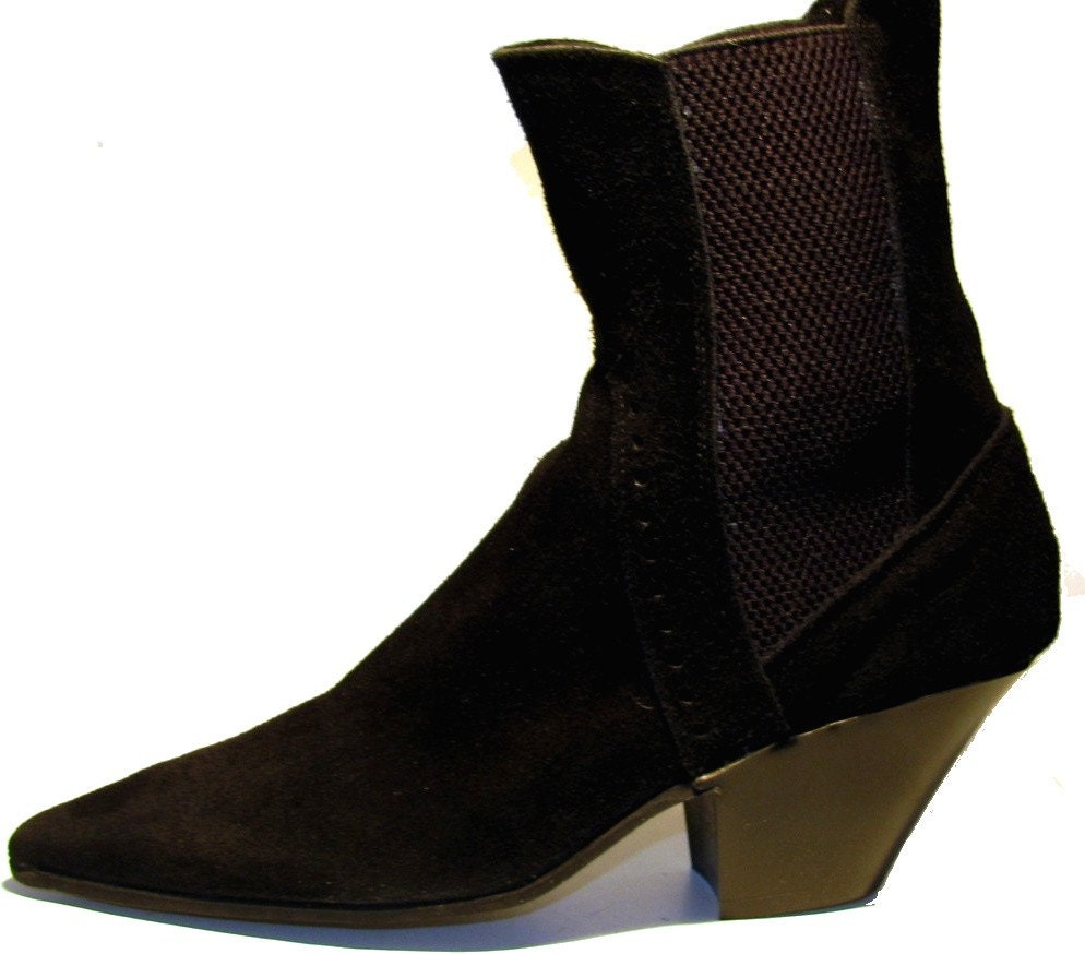 Womens Leather Boots  Comfortable Leather Boots For