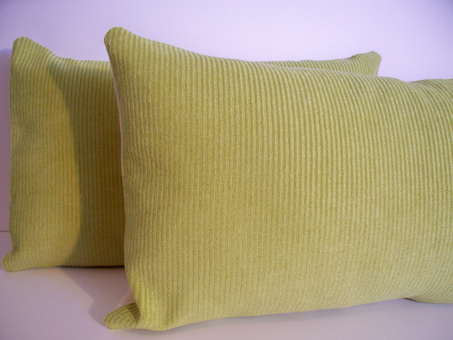 Celery Green Throw Pillow : Lime Green Celery Velvet Pillow Cover Decorative Pillow Lumbar 10X16 Images - Frompo