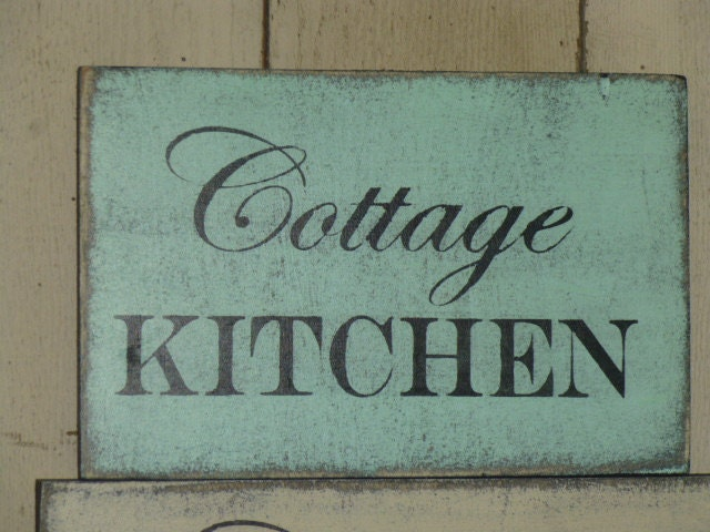 Popular items for cottage chic kitchen on Etsy