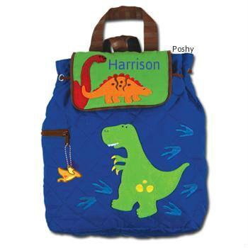 custom boy backpack or baby diaper bag by stephenjosephbyposhy. Black Bedroom Furniture Sets. Home Design Ideas