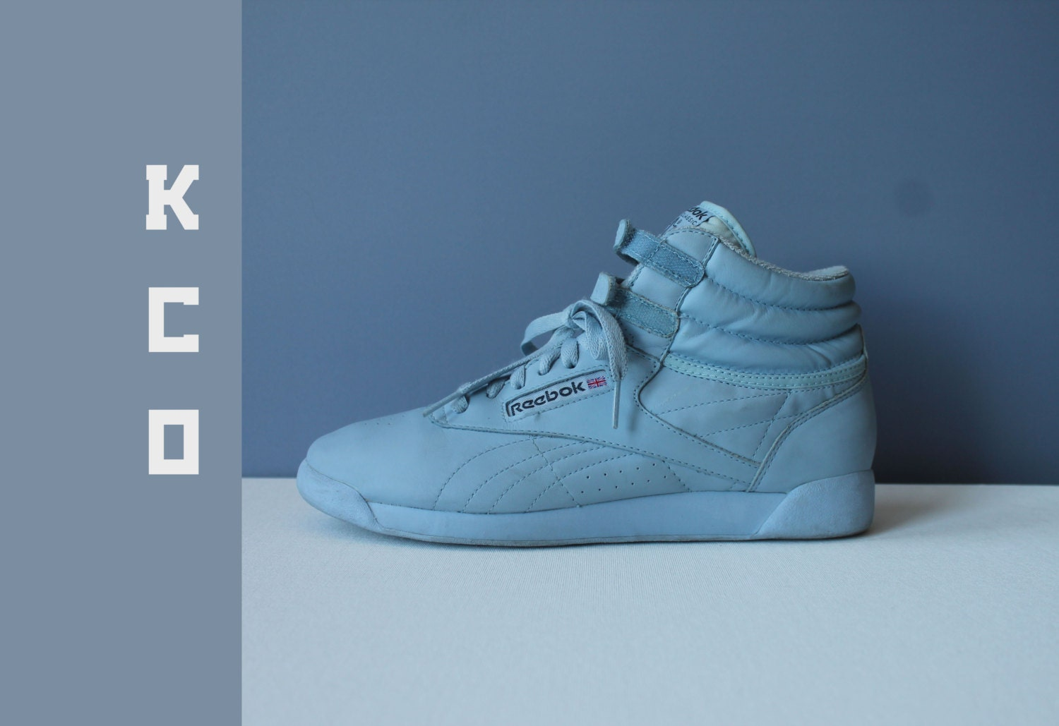 90 s shoes reebok high tops tennis shoes light blue by
