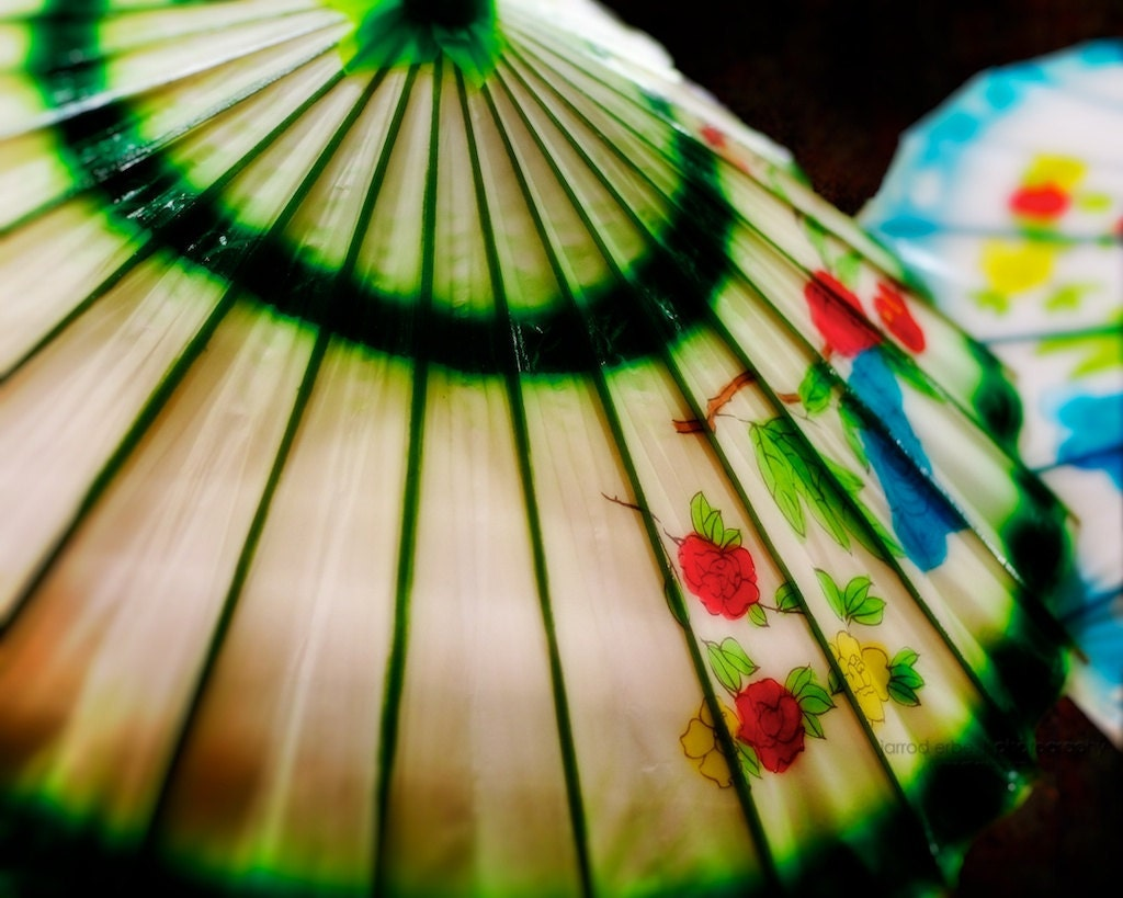 Japanese Parasols - erbephoto