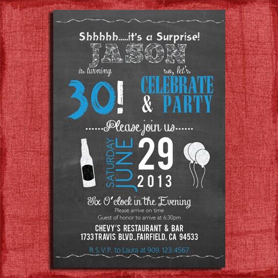 30 Birthday Invitation Wording as beautiful invitations sample