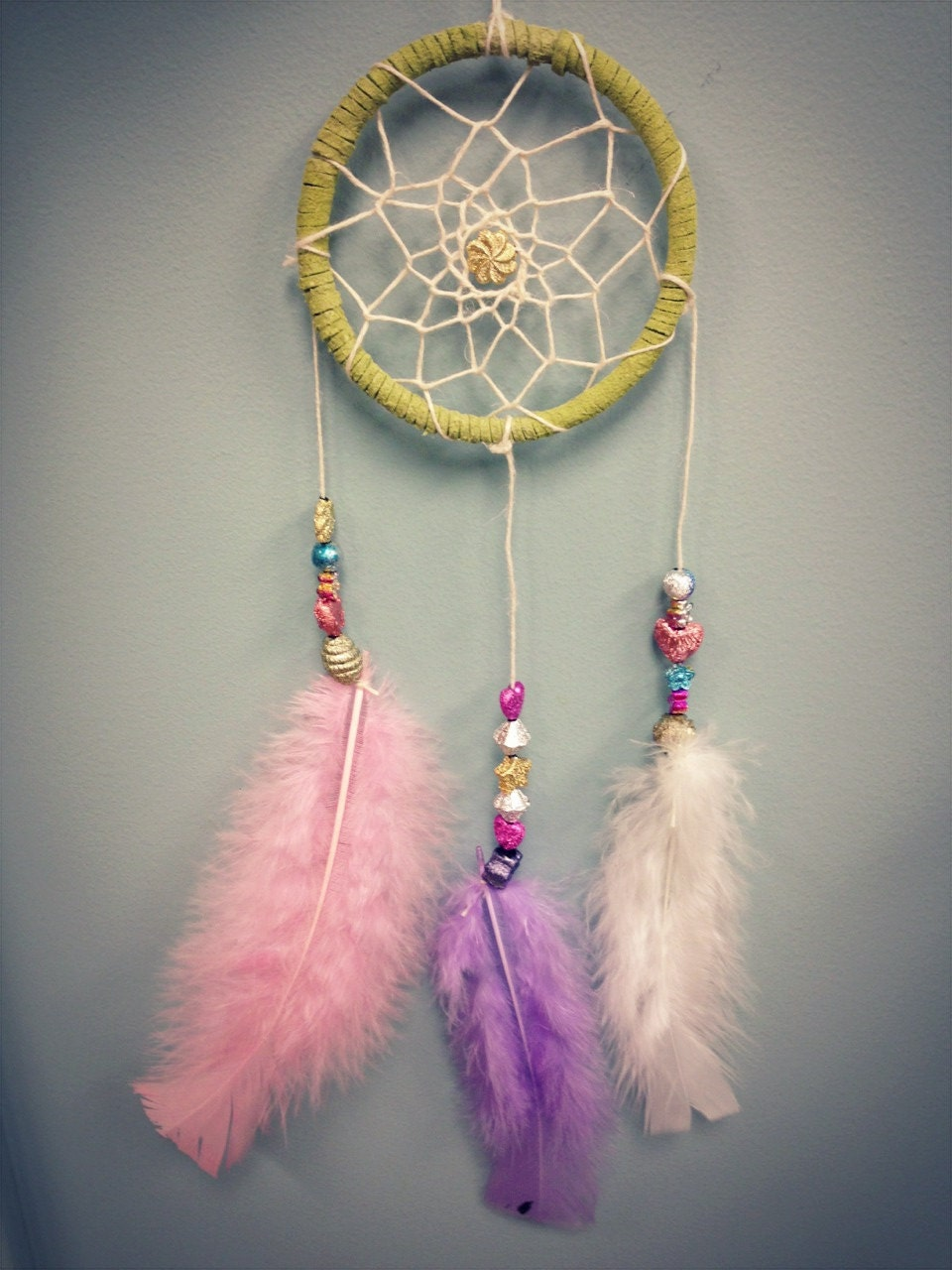 Crafts kit dream catcher materials instructions by for Materials to make a dreamcatcher