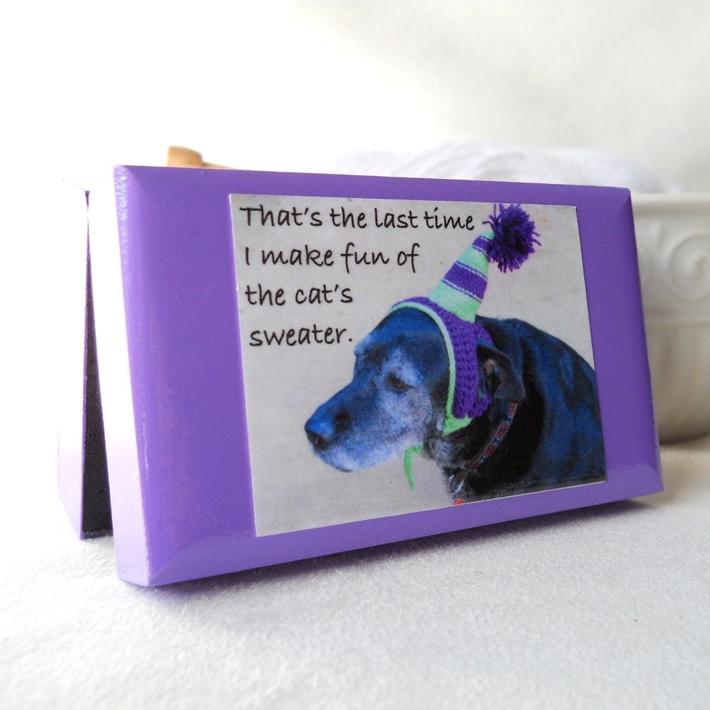 Stitch Marker  Box