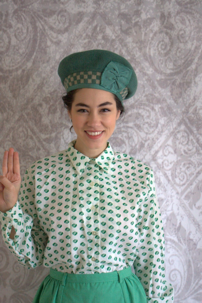 Girl Scout Blouse 65