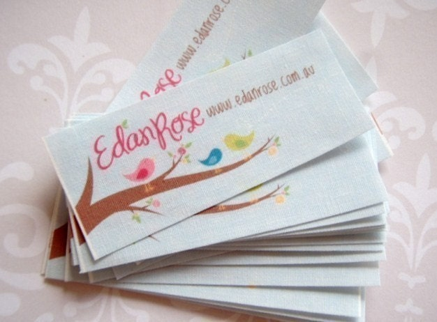 Custom Sew In Fabric Labels Your Logo And Text By