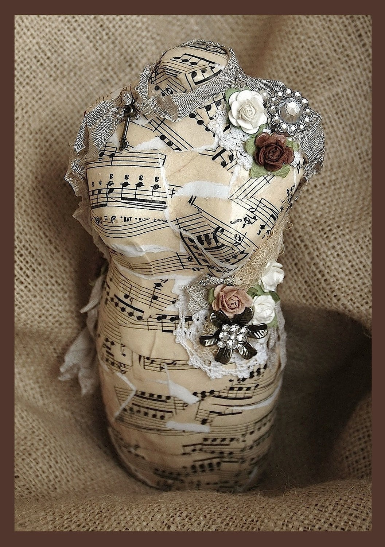 туловища, потертый шик, потертый шик Декор, платье форме, потертый шик туловища, потертый шик форма одежды, манекен, Париж