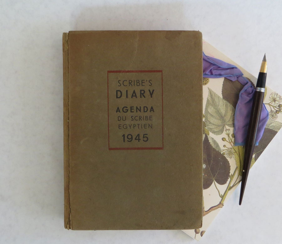Nice idea 1940 1945 berlin diary vintage mine