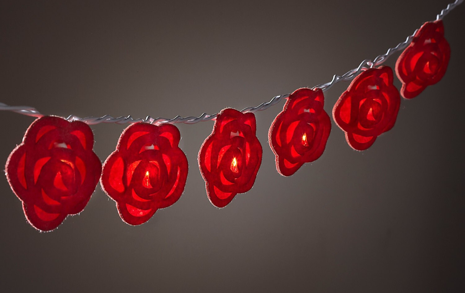 String Lights Cover Photo : Items similar to 20% Off String Light Covers - Festive - Strawberry Red on Etsy