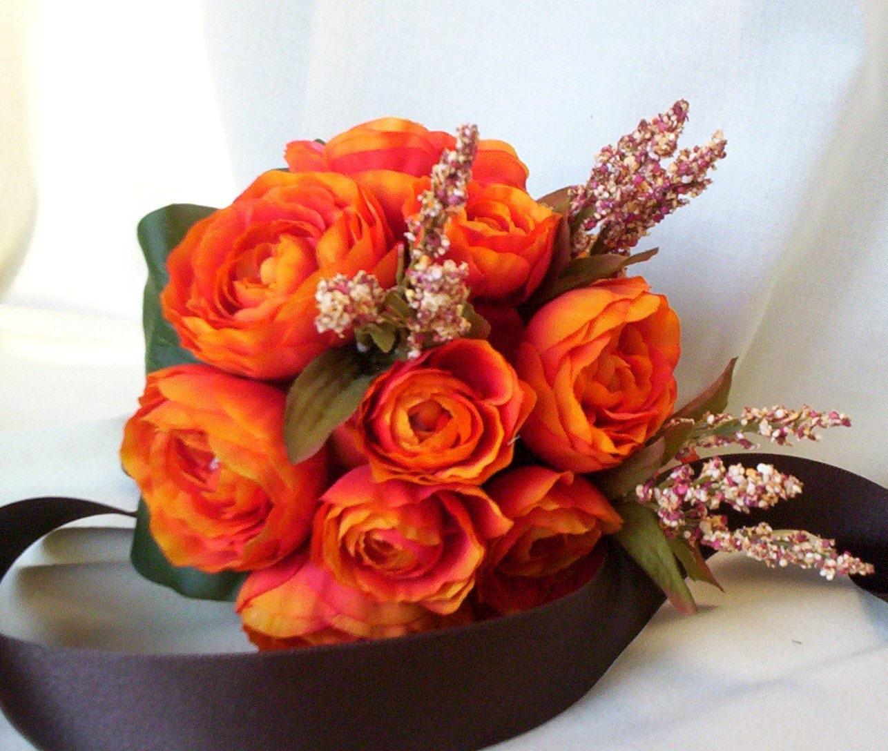 Wedding flowers autumn wedding flowers for Wedding bouquets for autumn