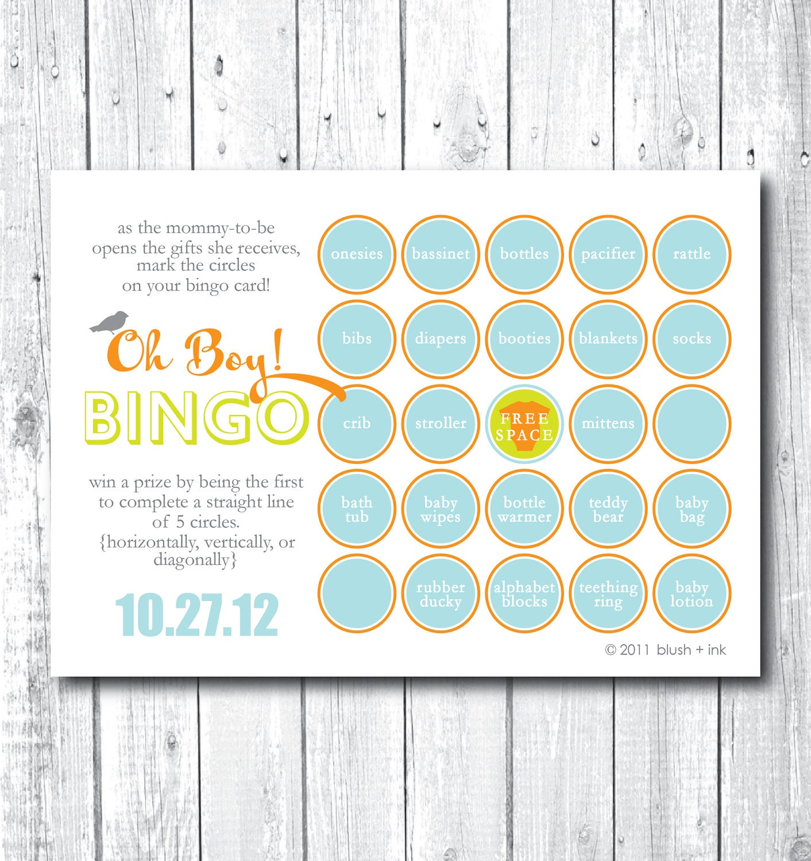 wrap candy templates - free printable blank bingo card templates