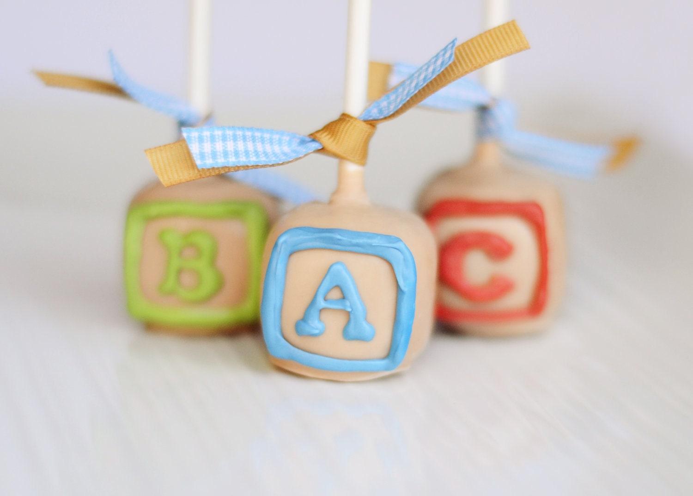 baby shower cake pops cakes pinterest