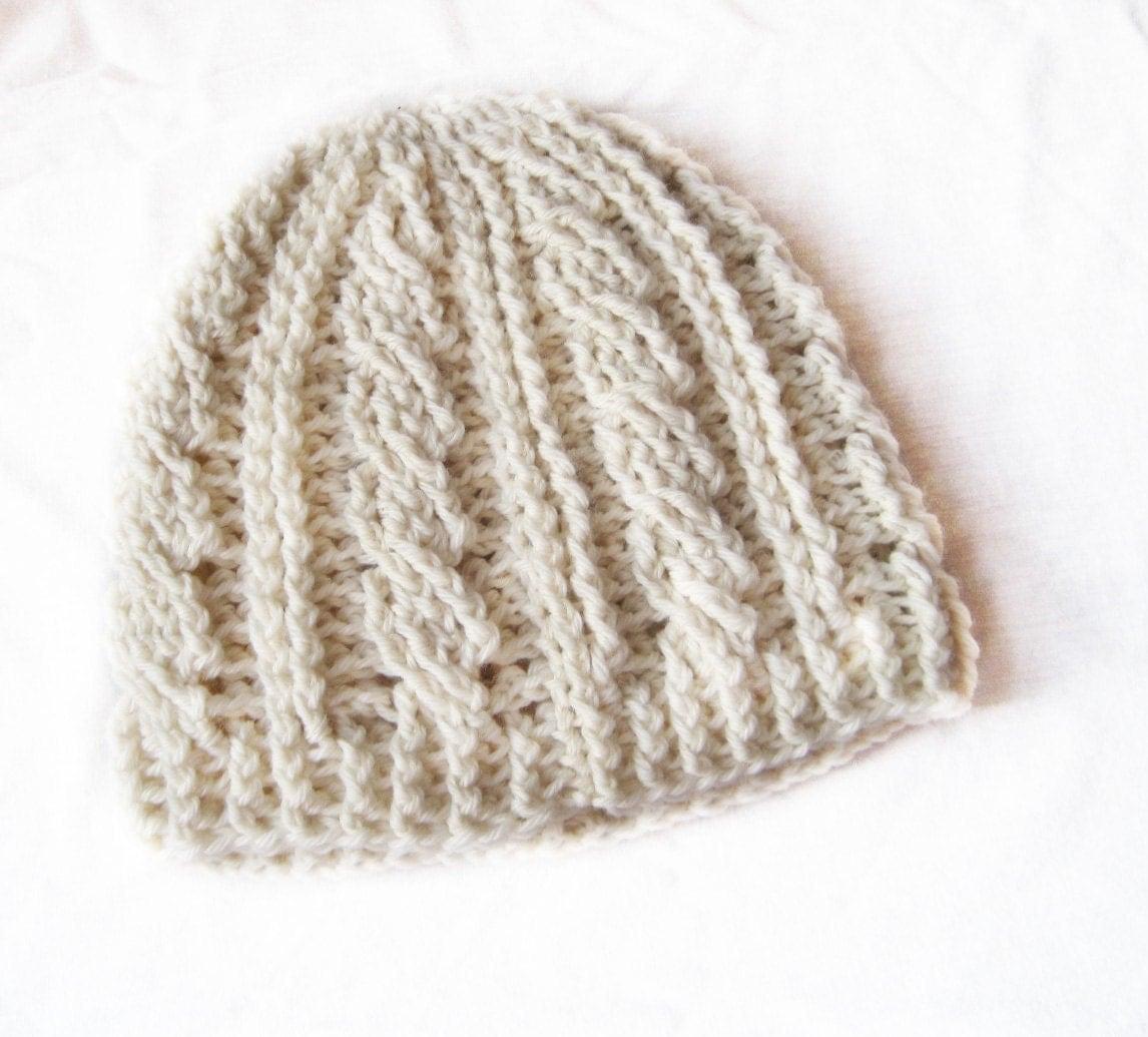 How to Crochet a Skull Cap