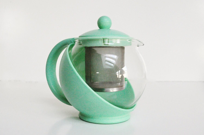 Mid-Century Teapot