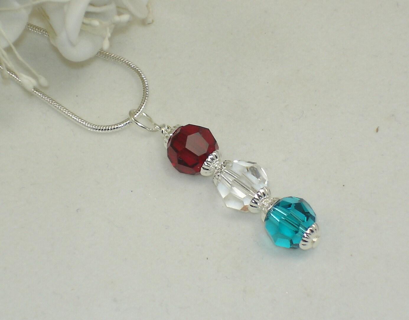 items similar to birthstone jewelry pendant s
